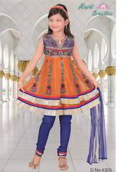 Churidar Girls Suit