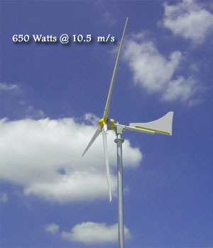 Wind Turbine, विंड टरबाइन - View Specifications