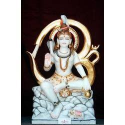 Shiv Ji Marble Statues