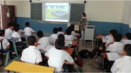 Smart Class Education System Smart Digital Class Room