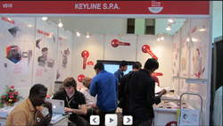 CHENNAI AUTO EXPO 2013 with KEYLINE (Italy)