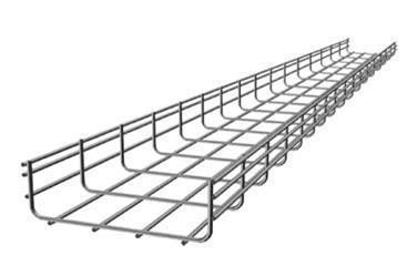 Wire Mesh Cable Tray | Diya Engineering | Manufacturer in Pelhar ...