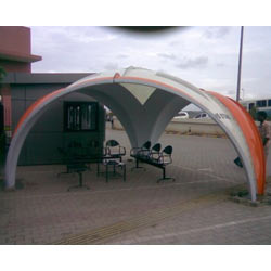 Outdoor FRP Dome