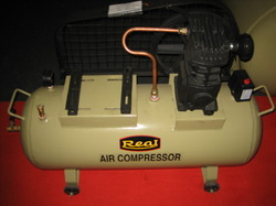 Single Stage Portable Compressor