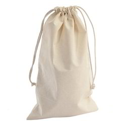 Plain Drawstring Bag