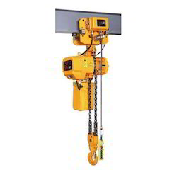 Electric Hoist and Winch