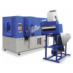 Fully Automatic PET Stretch Blow Moulding Machine
