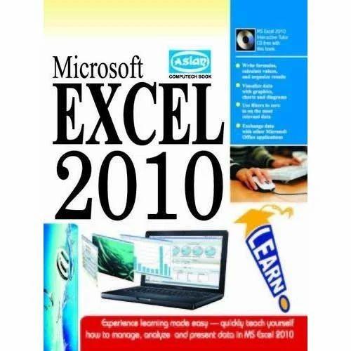 Microsoft Excel 2010 Book