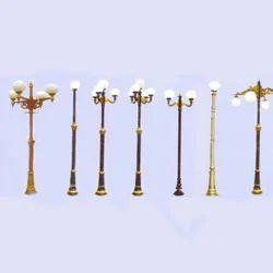 Cast Iron Poles