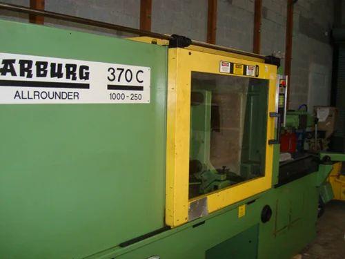 Arburg 110 Ton Plastic Injection Molding Machine - Zaclon India