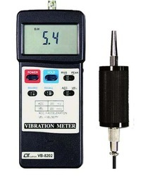 Vibration Meter Digital