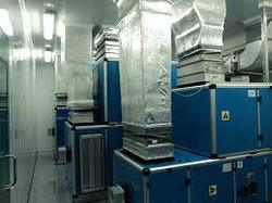 Heating Ventilation Air Conditioning (HVAC) Services, Worldwide, For Pharmaceutical Industry
