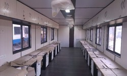 Porta Cabin With Interior