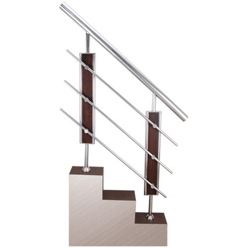 Stainless Steel Modern Railing