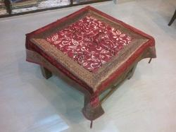 Velvet Brasso Table Cover