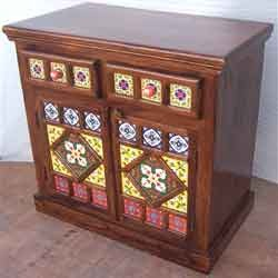 Wooden Ceramic Tile Cabinet