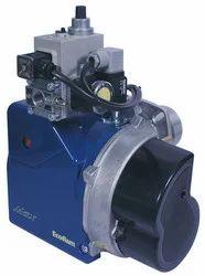 Max Ecoflam Gas Burner, Size: Blue