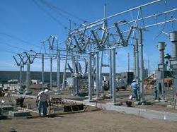 Electric Substation Installation
