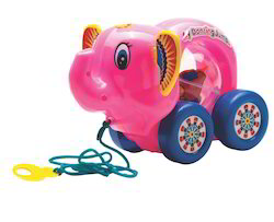 Pull Along Dancing Jumbo Toy