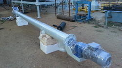 Pipe Type Screw Conveyor