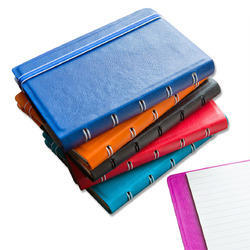 Business Diary Dated Diary PU Elastic Planner Notebook, For Daily Notes, Yearly