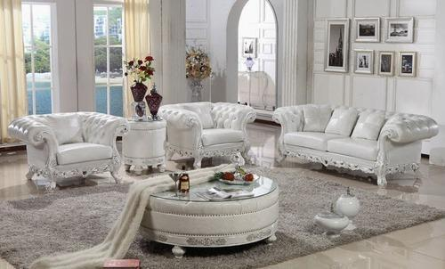 Baroque Living Room Furniture Set