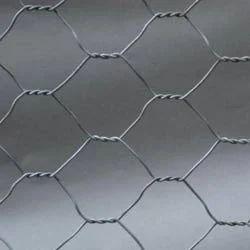 Hexagonal Wire Mesh, Thickness: Standardized