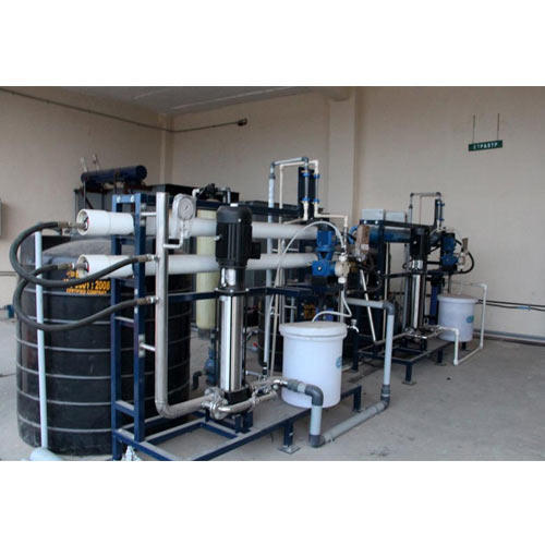Automatic Mild Steel RO Water Treatment Plant