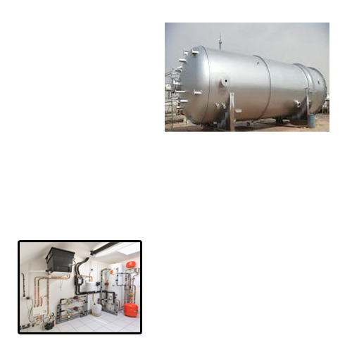 Pressure Vessels For Central Heating Systems, Pressure Vessel tank ...