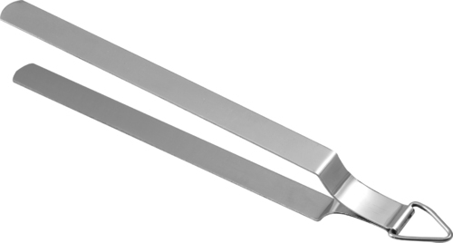 stainless steel roti chimta - Kitchen Tongs
