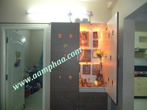 Pooja Room Door Part 2