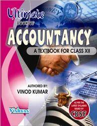 Accountancy Books Class 12 Cbse
