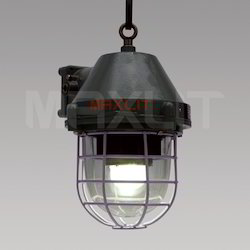Flame Proof Well Glass Lamp