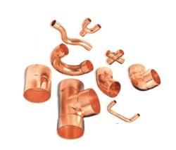 Copper Flare Fittings
