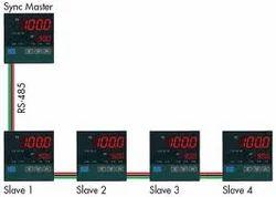 Master Slave Temperature Controllers
