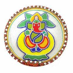 Traditional Pooja Thali