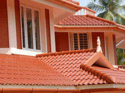 Roof Tiles In Ernakulam रूफ टाइल्स एर्नाकुलम Kerala