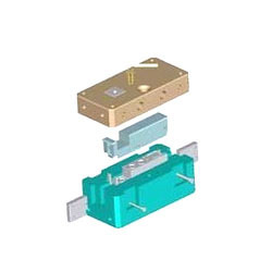 Hot Runner Plastic Injection Mould Die, Packaging Type: Box