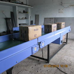 Plain Belt Conveyors