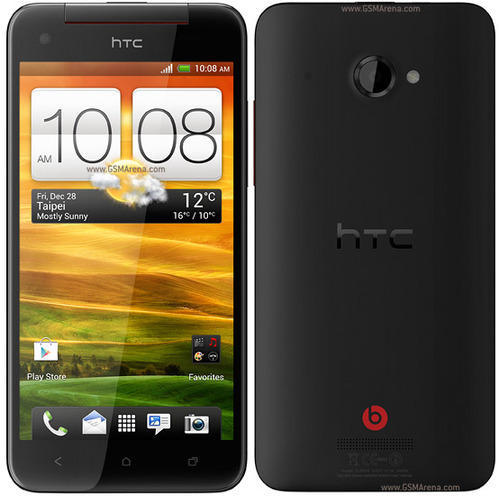 Mobile Phones - Htc One M7 Duel Sim D802 (Silver) Trader from Kolkata