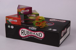 Fluorescent Rubber Band