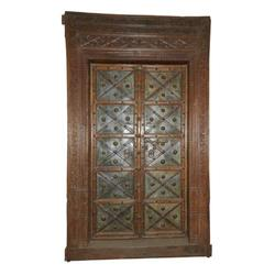 Architectural Carved Door