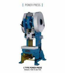 75 Ton C Type Power Press