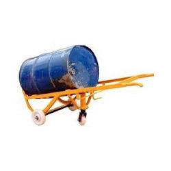Three Wheeler Drum Trolley
