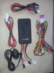 GSM GPS Vehicle Tracking System