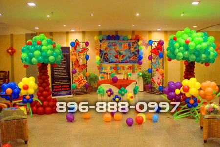 Cake Table Decoration in Chandigarh by Expert Birthday Planners