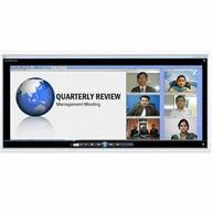 Video Conferencing Display Rental Basis