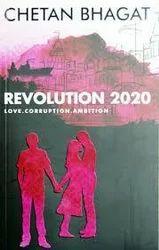 The Book Revolution 2020 By Chetan Bhagat