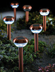 Solar Outdoor Lamps