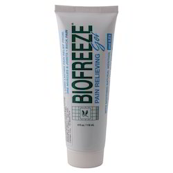 118 ml Biofreeze Pain Reliever Gel Tube